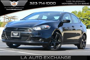 2015 Dodge Dart SXT Carfax 1-Owner - No AccidentsDamage Reported  Pitch Black Clearcoat  We a