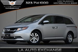 2015 Honda Odyssey EX-L Carfax 1-Owner - No AccidentsDamage Reported 2 12V Dc Power Outlets 6 C