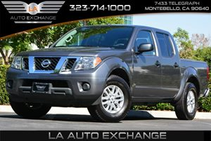 2016 Nissan Frontier SV Carfax 1-Owner Air Conditioning  AC Chrome Rear Step Bumper Convenien
