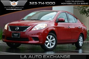 2014 Nissan Versa SV Carfax Report - No AccidentsDamage Reported  Red Brick  We are not respo
