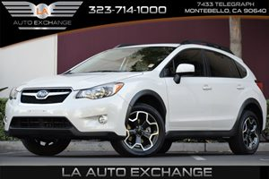 2014 Subaru XV Crosstrek Premium Carfax 1-Owner - No AccidentsDamage Reported 4 Cylinders Air C