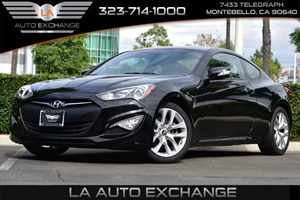 2014 Hyundai Genesis Coupe 38 R-Spec Carfax 1-Owner - No Accidents  Damage Reported to CARFAX