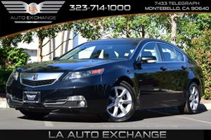 2013 Acura TL  Carfax 1-Owner - No AccidentsDamage Reported Audio  Premium Sound System Conven