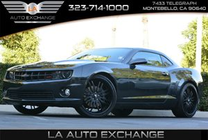 2013 Chevrolet Camaro SS Carfax 1-Owner - No AccidentsDamage Reported Air Conditioning  AC Au