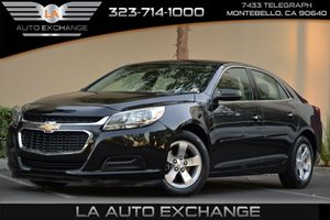 2014 Chevrolet Malibu LS Carfax 1-Owner  Black Granite Metallic  We are not responsible for ty