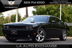 2014 Dodge Challenger RT Carfax Report - No AccidentsDamage Reported  Black Clearcoat  We ar