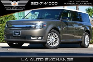 2013 Ford Flex SEL Carfax 1-Owner - No AccidentsDamage Reported 2Nd Row 6040 Split Bench Seat -