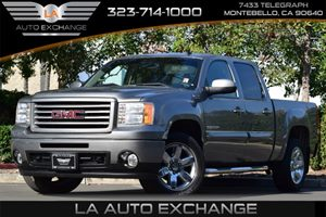 2013 GMC Sierra 1500 SLE Carfax Report - No AccidentsDamage Reported  Stealth Gray Metallic