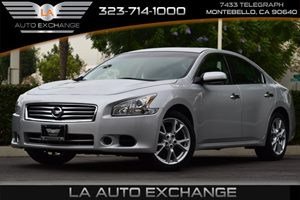2013 Nissan Maxima 35 S Carfax 1-Owner - No AccidentsDamage Reported 4-Wheel Anti-Lock Braking