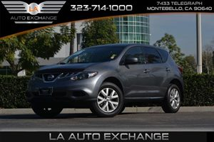 2013 Nissan Murano S Carfax 1-Owner  Gray  We are not responsible for typographical errors Al