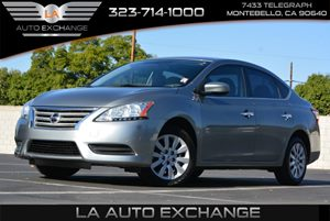2013 Nissan Sentra SV Carfax 1-Owner - No AccidentsDamage Reported  Amethyst Gray  Happy Holi