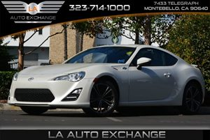 2014 Scion FR-S  Carfax 1-Owner - No AccidentsDamage Reported  Whiteout  WeGre Thankful for