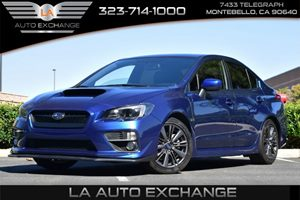 2015 Subaru WRX Premium Carfax 1-Owner - No AccidentsDamage Reported 411 Axle Ratio Convenienc