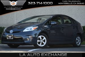 2013 Toyota Prius One Carfax 1-Owner - No AccidentsDamage Reported 4 Cylinders Air Conditioning