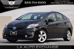2013 Toyota Prius One Carfax 1-Owner - No AccidentsDamage Reported  Black 21594 Per Month -