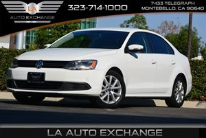 2013 Volkswagen Jetta Sedan SE wConvenience Carfax 1-Owner - No AccidentsDamage Reported Air Co