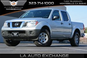 2014 Nissan Frontier S Carfax 1-Owner - No AccidentsDamage Reported  Brilliant Silver  We are