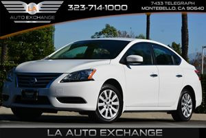 2015 Nissan Sentra S Carfax 1-Owner - No AccidentsDamage Reported 2 12V Dc Power Outlets Air Co