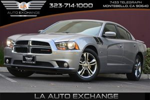 2013 Dodge Charger RT Carfax Report - No AccidentsDamage Reported  Billet Silver Metallic  Ha