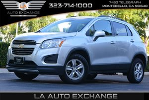 2015 Chevrolet Trax LT Carfax 1-Owner - No AccidentsDamage Reported Air Conditioning  AC Disp