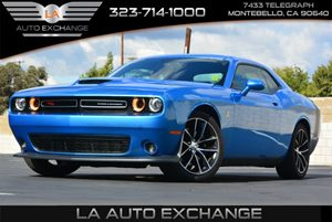 2016 Dodge Challenger RT Scat Pack Carfax 1-Owner 8 Cylinders Air Conditioning  AC Body-Colo
