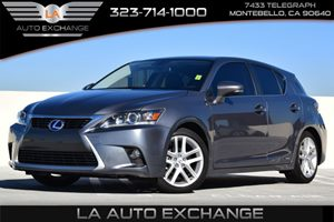 2015 Lexus CT 200h Hybrid Carfax 1-Owner - No AccidentsDamage Reported 119 Gal Fuel Tank 327