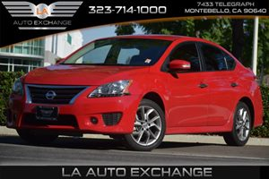 2015 Nissan Sentra SR Carfax 1-Owner - No AccidentsDamage Reported 2 12V Dc Power Outlets 4 Cyl