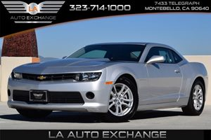2015 Chevrolet Camaro LT Carfax 1-Owner Convenience  Adjustable Steering Wheel Convenience  Au