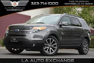 2015 Ford Explorer XLT Carfax 1-Owner - No AccidentsDamage Reported 2 Seatback Storage Pockets