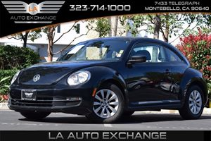 2013 Volkswagen Beetle Coupe 25L Entry Carfax 1-Owner - No AccidentsDamage Reported 25L I5 Pze