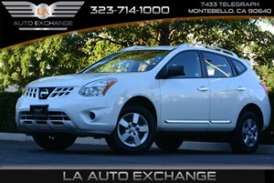 2015 Nissan Rogue Select S Carfax 1-Owner Air Conditioning  AC Black Side Windows Trim And Bla