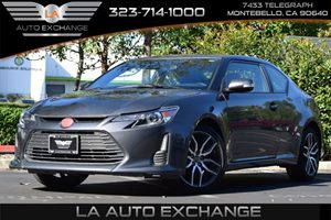 2015 Scion tC  Carfax 1-Owner - No AccidentsDamage Reported Audio  Premium Sound System Conven