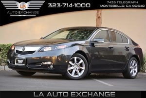 2013 Acura TL  Carfax 1-Owner - No AccidentsDamage Reported Air Conditioning  AC Body-Color D