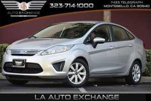 2013 Ford Fiesta SE Carfax 1-Owner 2 Aux 12V Pwr Points 6 Cupholders 3-Bar Chrome Grille 4