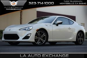 2014 Scion FR-S  Carfax 1-Owner 1 Seatback Storage Pocket 4 Cylinders 4 Person Seating Capacity