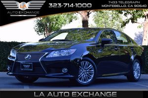 2014 Lexus ES 350  Carfax 1-Owner 172 Gal Fuel Tank 346 Axle Ratio Convenience  Keyless Sta