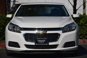 2016 Chevrolet Malibu Limited LT Carfax 1-Owner 4 Cylinders Air Conditioning  AC Armrest Cen