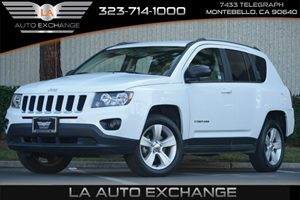 2016 Jeep Compass Sport Carfax 1-Owner 1 12V Dc Power Outlet 4 Cylinders 60-40 Folding Bench Fr