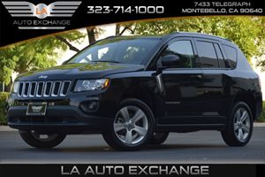 2016 Jeep Compass Sport Carfax 1-Owner 1 12V Dc Power Outlet 4 Cylinders 4-Way Passenger Seat -