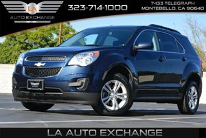 2015 Chevrolet Equinox LT Carfax 1-Owner - No AccidentsDamage Reported Air Conditioning  AC A