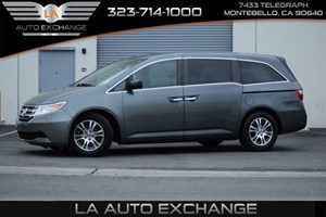 2013 Honda Odyssey EX Carfax 1-Owner - No AccidentsDamage Reported  Gray -18999  25492