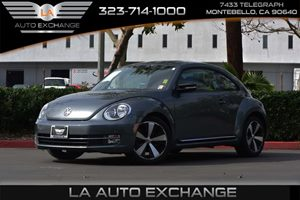 2012 Volkswagen Beetle 20T Turbo PZEV Carfax Report - No AccidentsDamage Reported  Platinum G