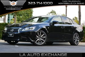 2013 Lexus GS 350  Carfax 1-Owner - No AccidentsDamage Reported Air Conditioning  AC Air Cond
