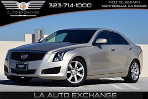 2013 Cadillac ATS  Carfax 1-Owner - No AccidentsDamage Reported  Summer Gold Metallic  We are