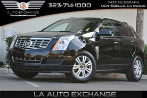 2016 Cadillac SRX Luxury Collection Carfax 1-Owner 6 Cylinders Air Conditioning  AC Armrest