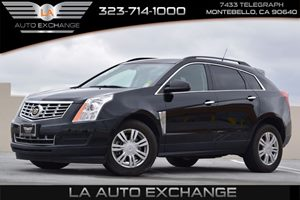 2013 Cadillac SRX Base Carfax 1-Owner - No AccidentsDamage Reported Convenience  Adjustable Ste
