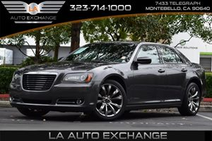 2014 Chrysler 300 300S Carfax 1-Owner 180 Amp Alternator 265 Axle Ratio Convenience  Adjustab