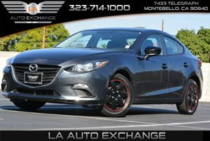 2015 Mazda Mazda3 i SV Carfax 1-Owner - No AccidentsDamage Reported  Meteor Gray Mica  We are