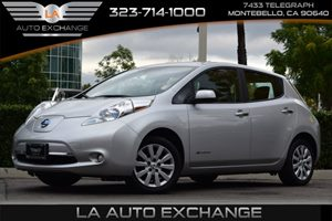 2013 Nissan LEAF S Carfax 1-Owner - No AccidentsDamage Reported 4-Wheel Anti-Lock Brake System