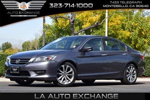 2014 Honda Accord Sedan Sport Carfax 1-Owner - No AccidentsDamage Reported Airbag Occupancy Sens